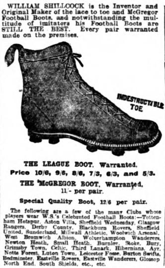 McGregor boot